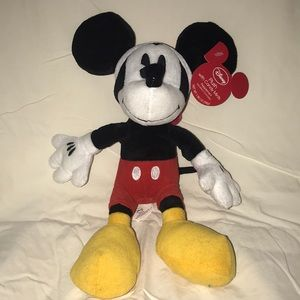 Disney Mickey Mouse Christmas plush
